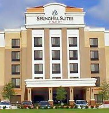 SpringHill Suites by Marriott Dallas Addison