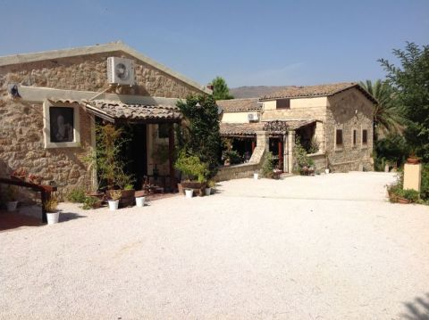 Agriturismo Casalicchio - Vacation Rental in Agrigento