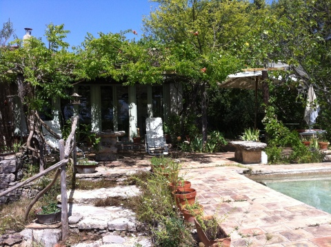 Charming Little House with Pool - Vacation Rental in Aix En Provence