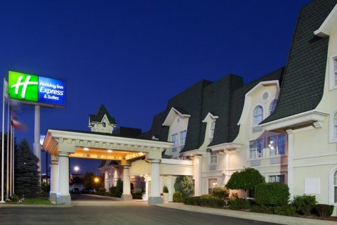 Holiday Inn express and Suites - Hotel in Allen Park