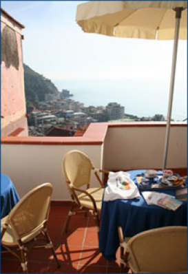 Amalfi Vacation Rental - Bed and Breakfast in Amalfi
