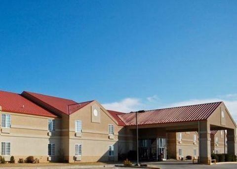 Amarillo Hotel Comfort Suites Amarillo