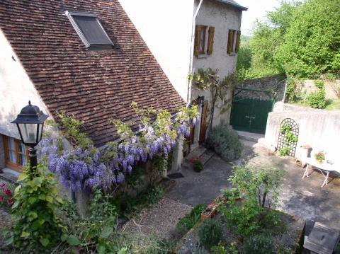 Le Clos: Charming  Wine Maker's Cottage In Amboise - Vacation Rental in Amboise