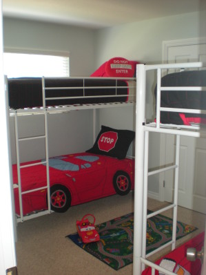 Cars Bunk Room - Anaheim Vacation Homes