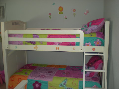 Princess & Butterfly Bunks - Anaheim Vacation Homes