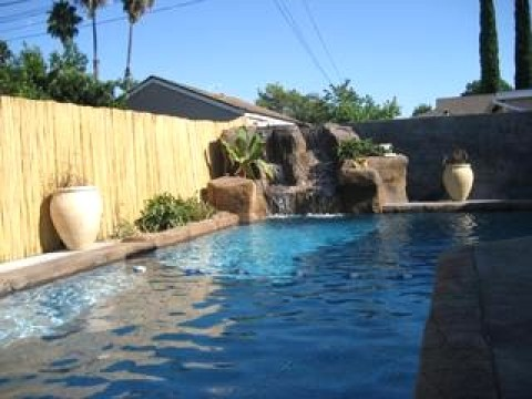 Blocks from Disney w Private pool & Waterfalls