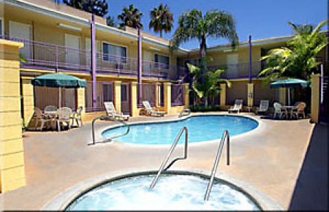 Del Sol Inn - Anaheim Resort