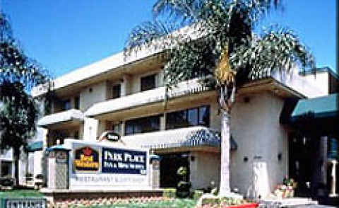 Best Western Park Place Inn & Mini Suites