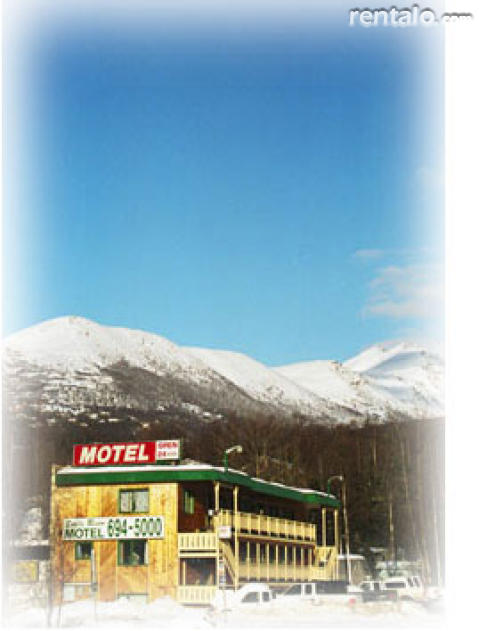 eagle river motel - Hotel in Anchorage