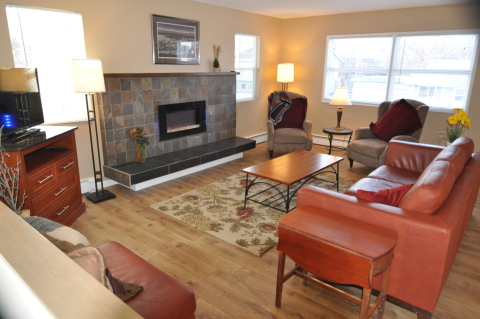 Top of the town Anchorage - Vacation Rental in Anchorage