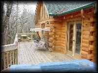 Secluded Log Cabin Hideaway