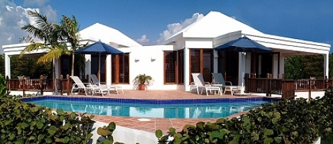 Twin Palms Villas - Vacation Rental in Anguilla