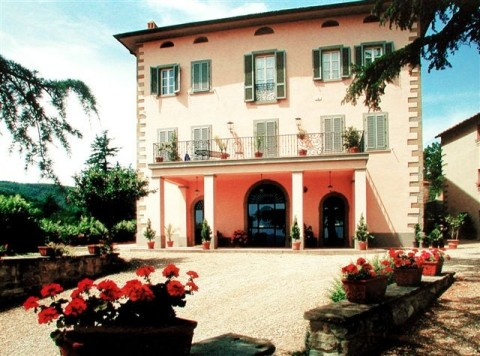 Villa la Grotta - Vacation Rental in Arezzo