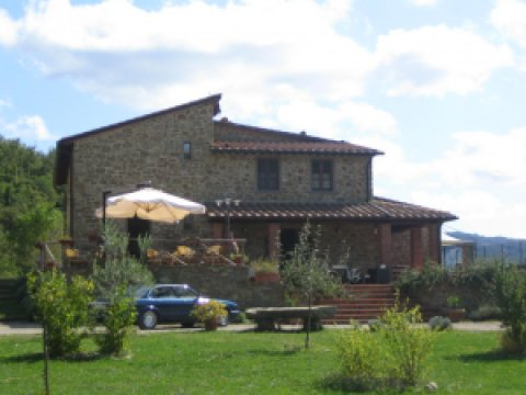 Villa Toppole - Vacation Rental in Arezzo