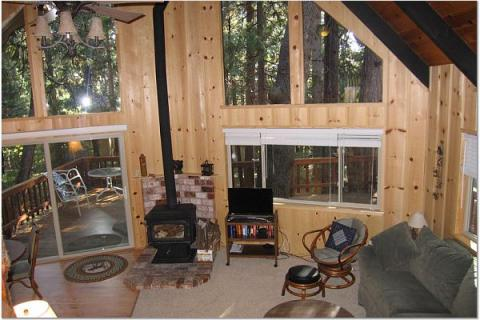 Blue Lake Springs Cabin - Vacation Rental in Arnold