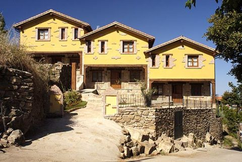 Rural Cottages Acebuche - Vacation Rental in Arquata Del Tronto