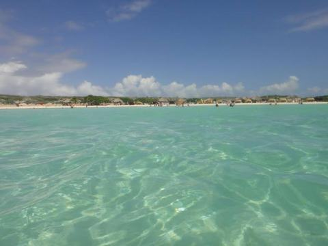 Baby Beach Aruba/The Colony