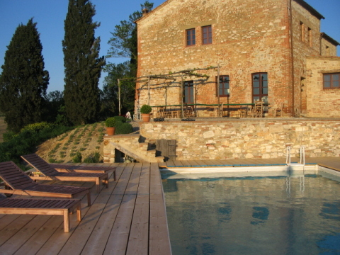 Podere Finerri 1700's farmstay - Vacation Rental in Asciano