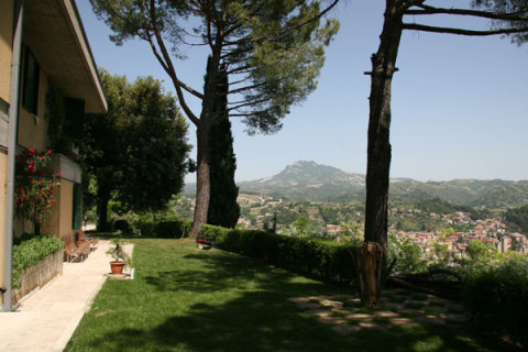 villa fortezza - Bed and Breakfast in Ascoli Piceno