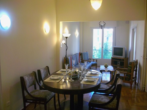 Apartment in the heart of athens , across from Nat - Vacation Rental in Athens