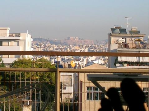 Acropolis View Apartment - Vacation Rental in Athens