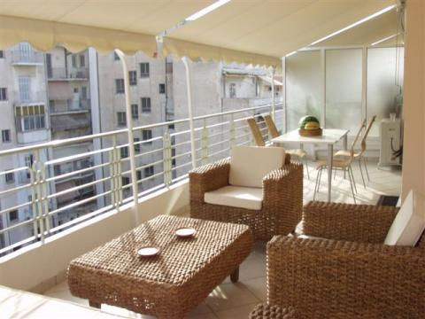 Luxury Duplex Penthouse Central Athens - Vacation Rental in Athens