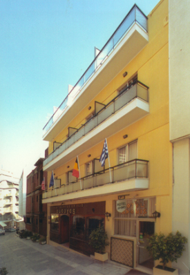ADONIS HOTEL - Bed and Breakfast in Athens
