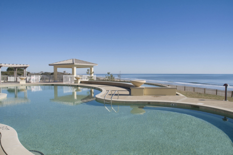Oceanfront Villa with Fitness Center & Club Lounge - Vacation Rental in Atlantic Beach