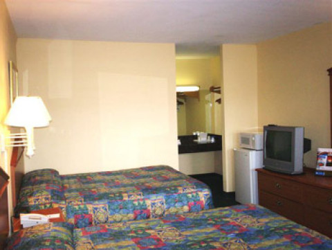 Americas Best Value Inn Austin Central