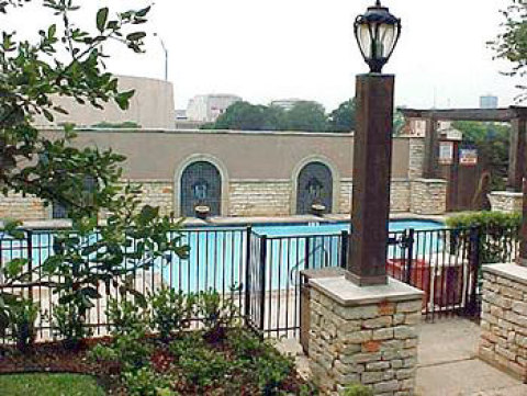 Doubletree Club Hotel Austin University Area