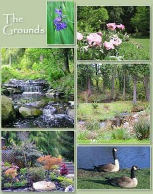 WATERFALL GARDENS PRIVATE SUITES - Bed and Breakfast in Bainbridge Island