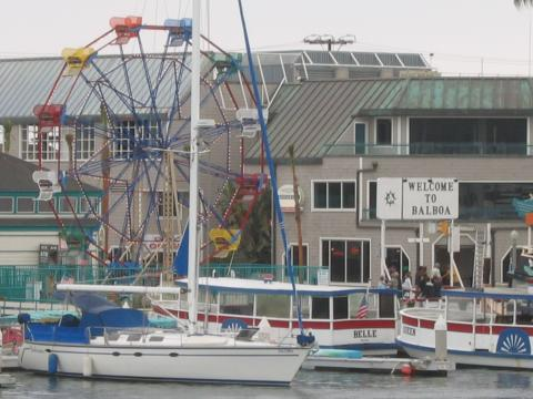 Balboa Fun Zone and Ferry - Balboa Island Vacation Apartments