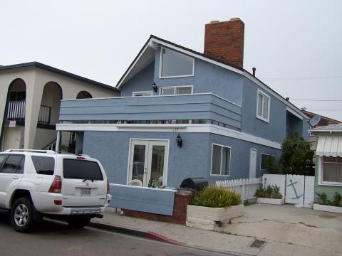 Beach House - Vacation Rental in Balboa Newport