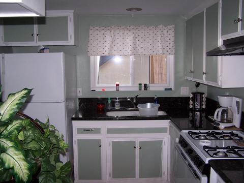 Lower Unit Kitchen