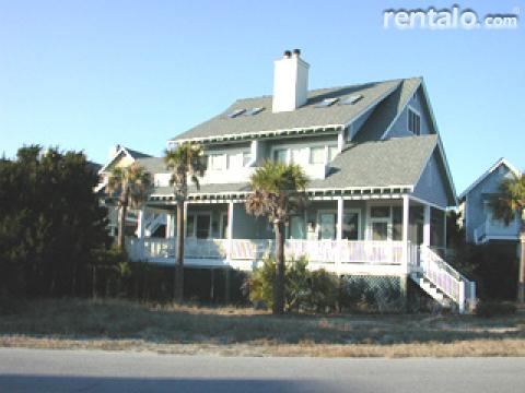 The Milliken House - Vacation Rental in Bald Head Island