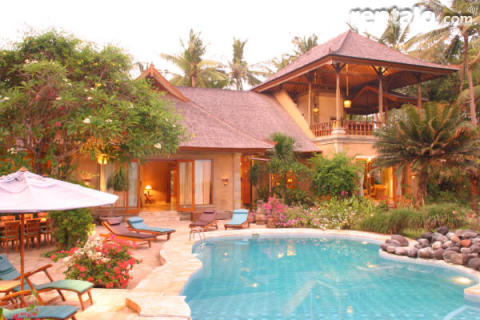 Villa Puri Nirwana - Vacation Rental in Bali