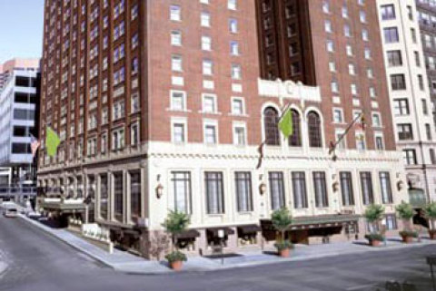 Radisson Plaza Lord Baltimore Hotel