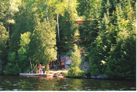 Kennaway Cottage - Vacation Rental in Haliburton