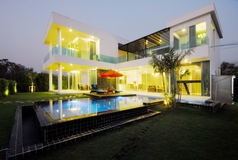 Aria Lake and Golf Villa near Bangkok Airport - Vacation Rental in Bangkok