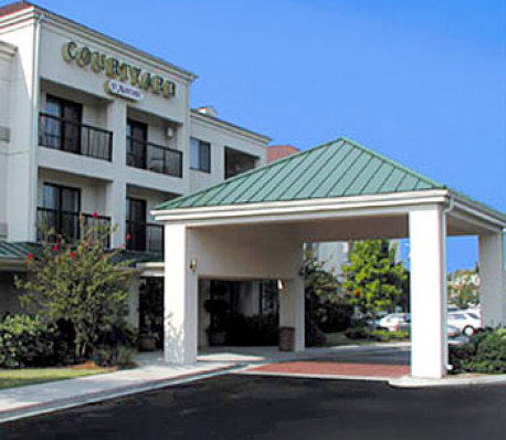 Courtyard by Marriott Baton Rouge Acadian Center
