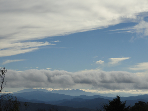 The Blue Ridge Mountains...the perfect place for rest, relaxation, & recreation!