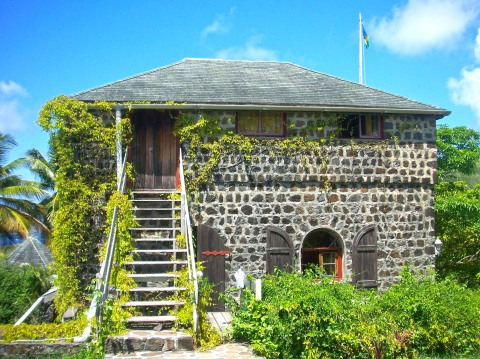 Old Fort Villa Hotel - Hotel in Bequia