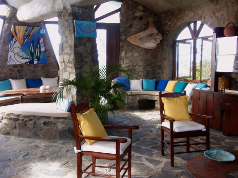 Agnew Hall, Moonhole, Bequia, St. Vincent & the Gr - Vacation Rental in Bequia
