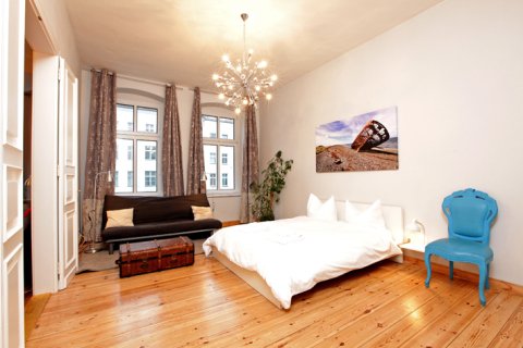 Mittendrin - Vacation Rental in Berlin