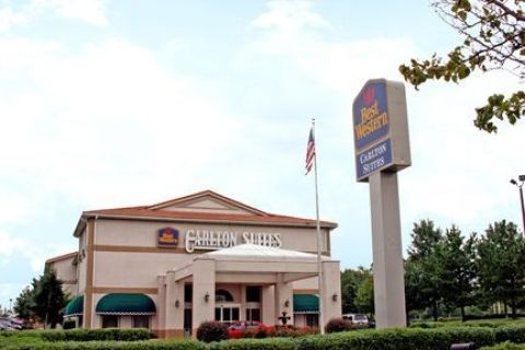 BEST WESTERN CARLTON SUITES
