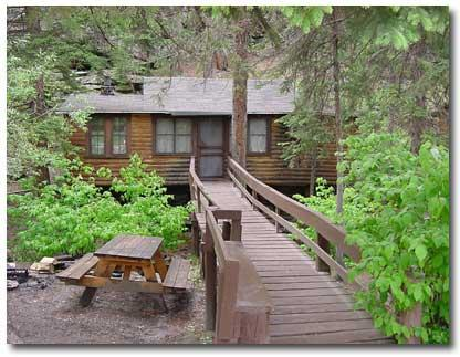 HARNEY CAMP CABINS - Vacation Rental in Black Hills