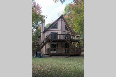 151 Birch - Vacation Rental in Blakeslee