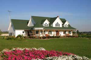 Green Gables Bed & Breakfast. - Bed and Breakfast in Bloomington