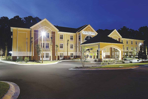 Comfort Suites - Hotel in Bluffton