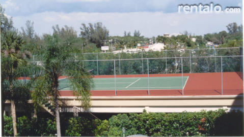 Tennis Court - Bonita Springs Vacation Rental